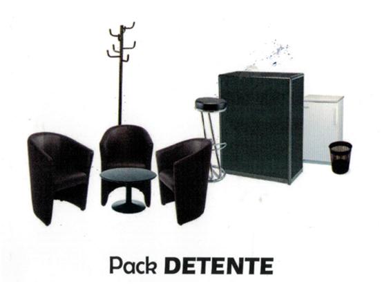 Pack DETENTE