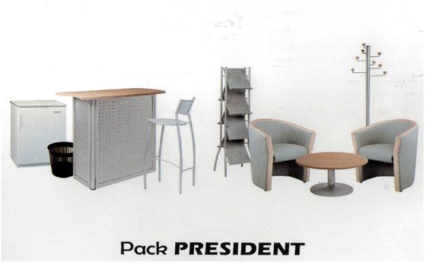 Pack PRESIDENT