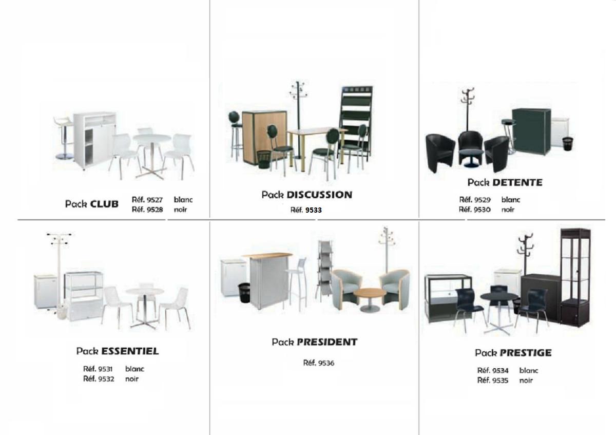 location meuble pro
